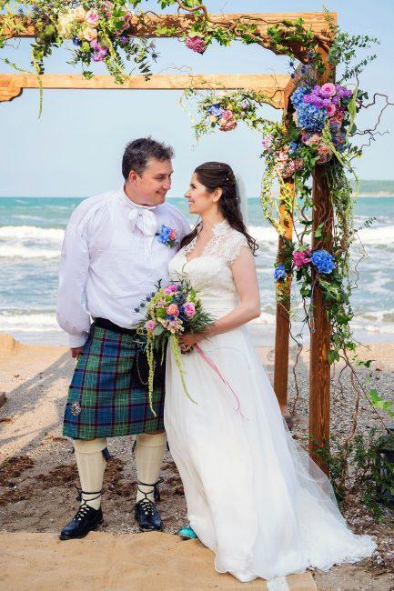 Photo 021 from Морската сватба на Ани и Дейвид в Свети Тома