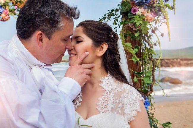 Photo 022 from Морската сватба на Ани и Дейвид в Свети Тома