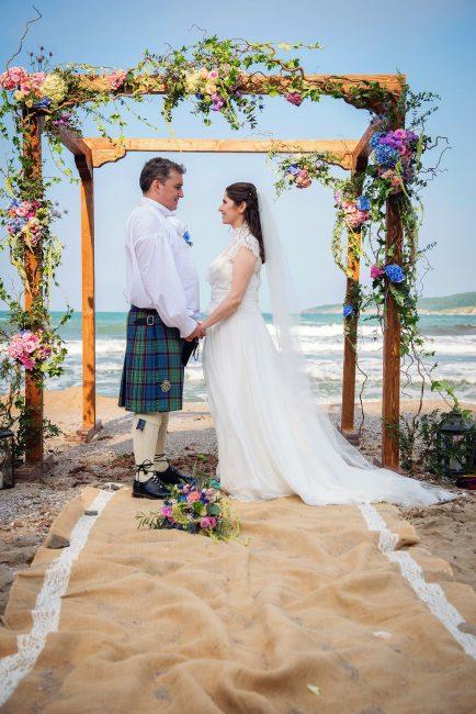 Photo 023 from Морската сватба на Ани и Дейвид в Свети Тома