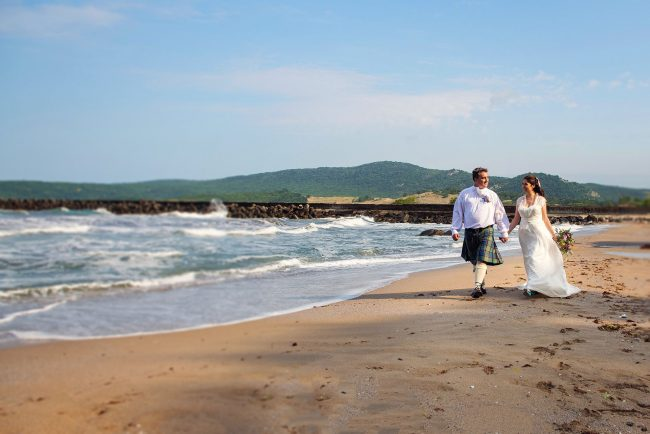 Photo 024 from Морската сватба на Ани и Дейвид в Свети Тома