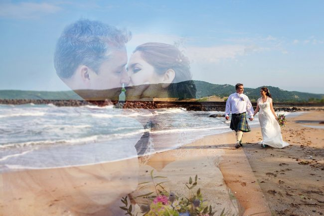 Beach Walk Wedding Photosession Saint Thomas