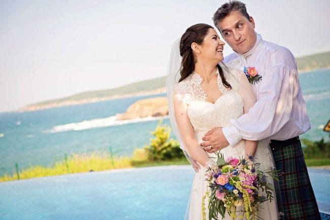 Photo 027 from Морската сватба на Ани и Дейвид в Свети Тома