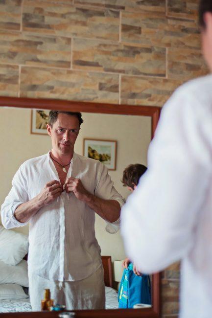 Photo 1 from Деси и Мартин – лежерна бохо сватба на плажа!