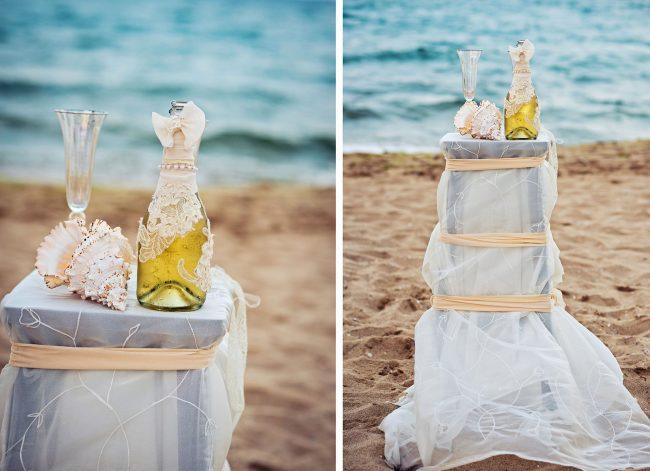 Photo 13 from Деси и Мартин – лежерна бохо сватба на плажа!