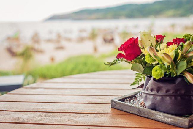 Photo 14 from Деси и Мартин – лежерна бохо сватба на плажа!