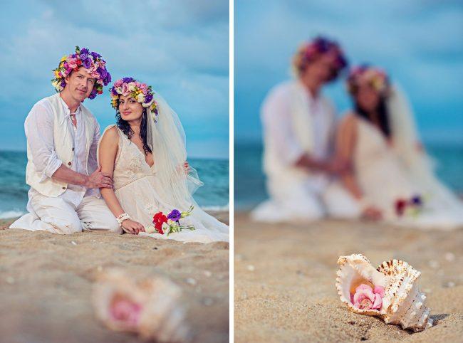 Photo 26 from Деси и Мартин – лежерна бохо сватба на плажа!