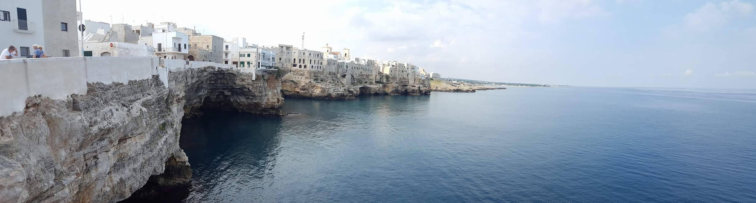 Бари, Италия - романтика, фотография и море