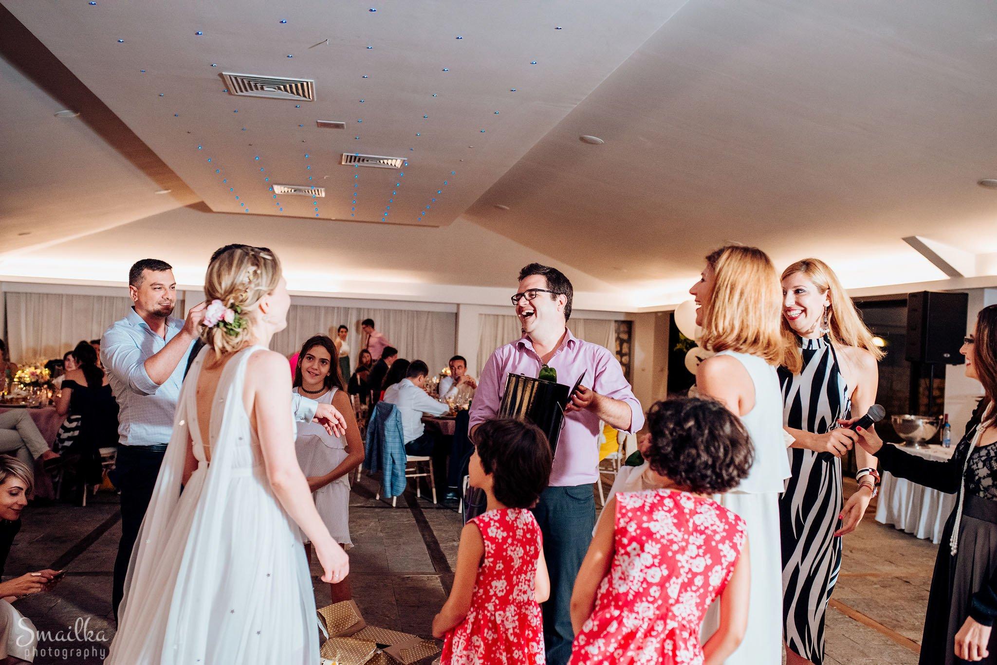 Wedding celebration of Ana and Boz at Black Sea Rama