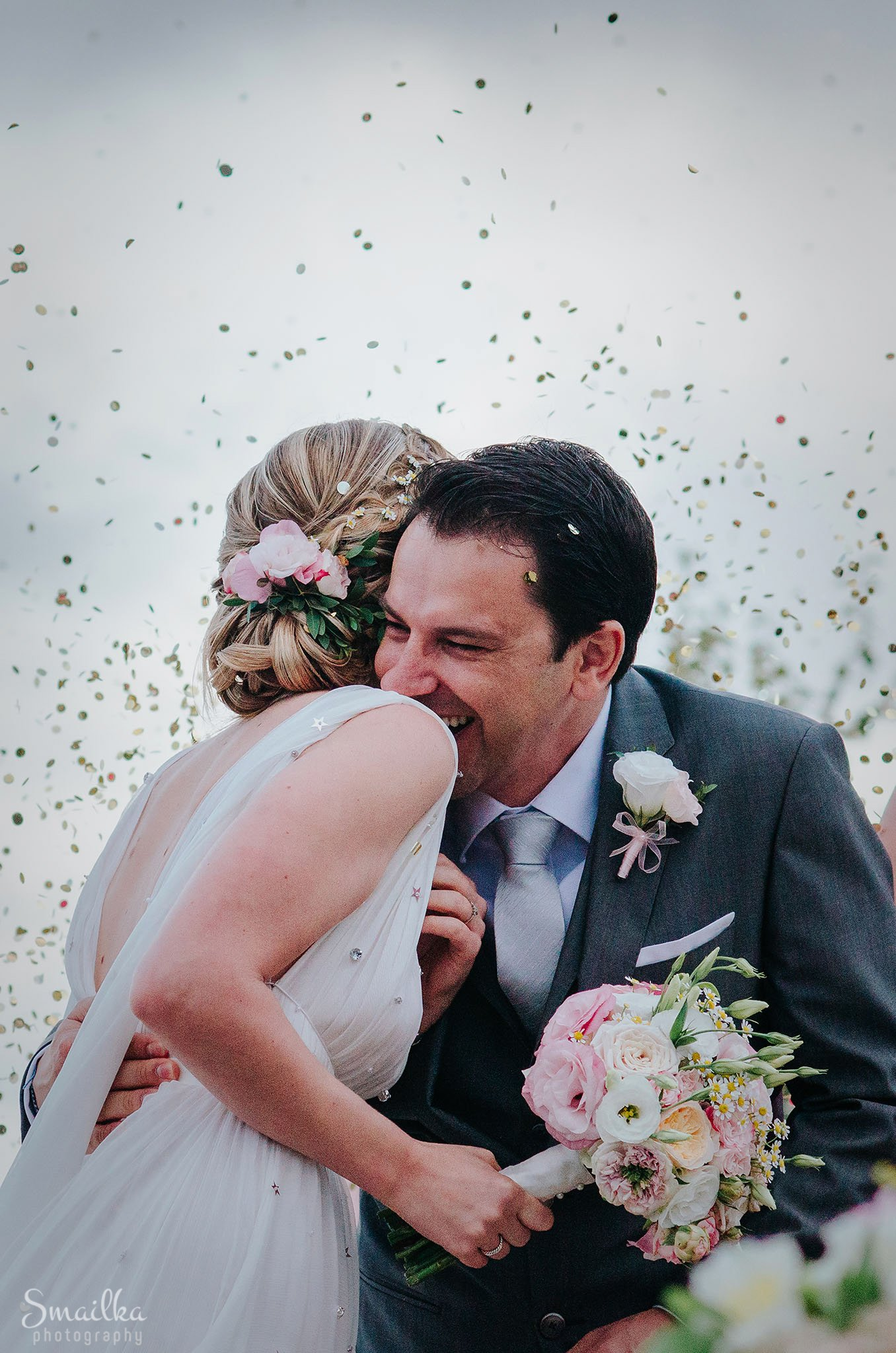 Ana and Boz happily married at Black Sea Rama