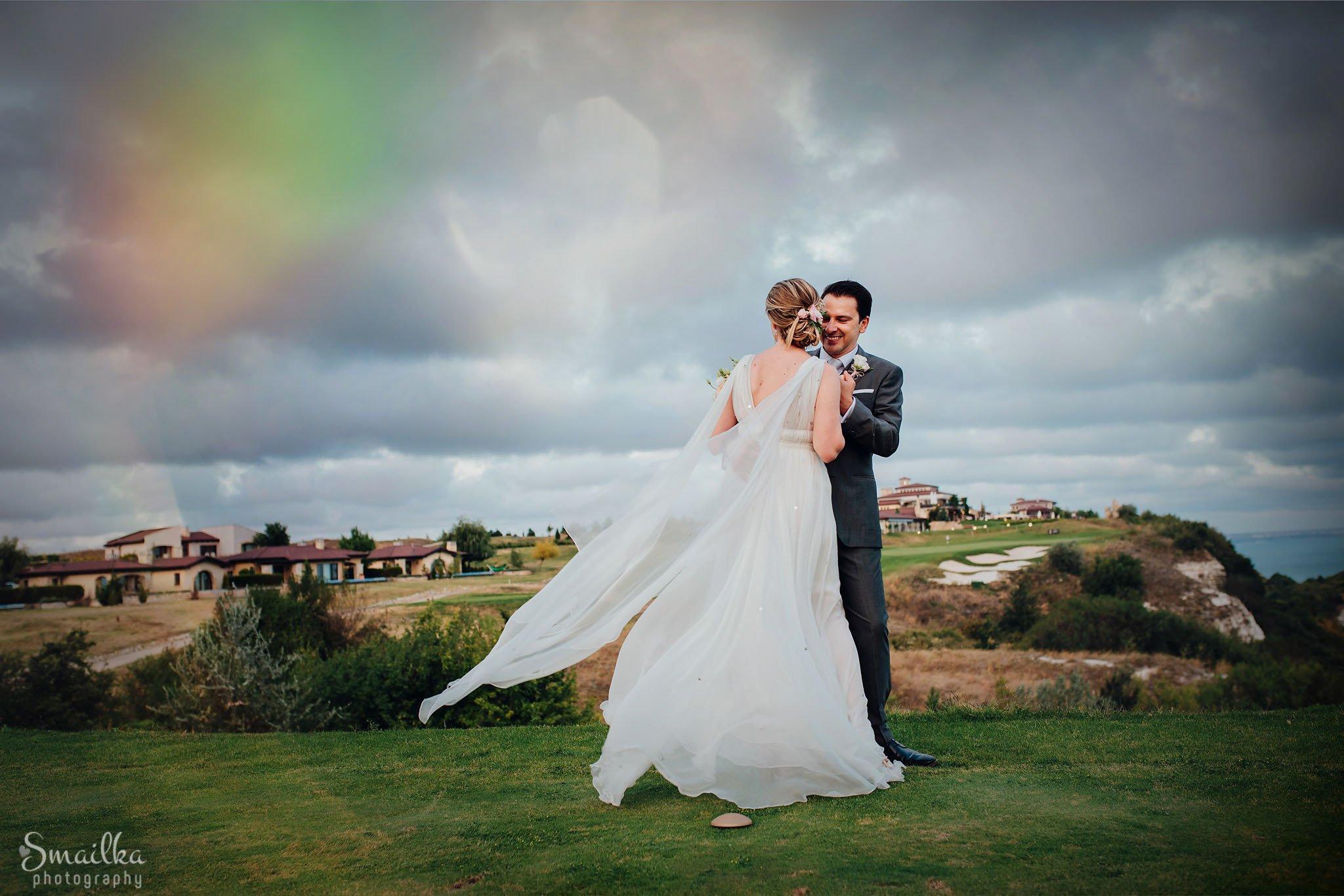 Wedding photo session at Black Sea Rama