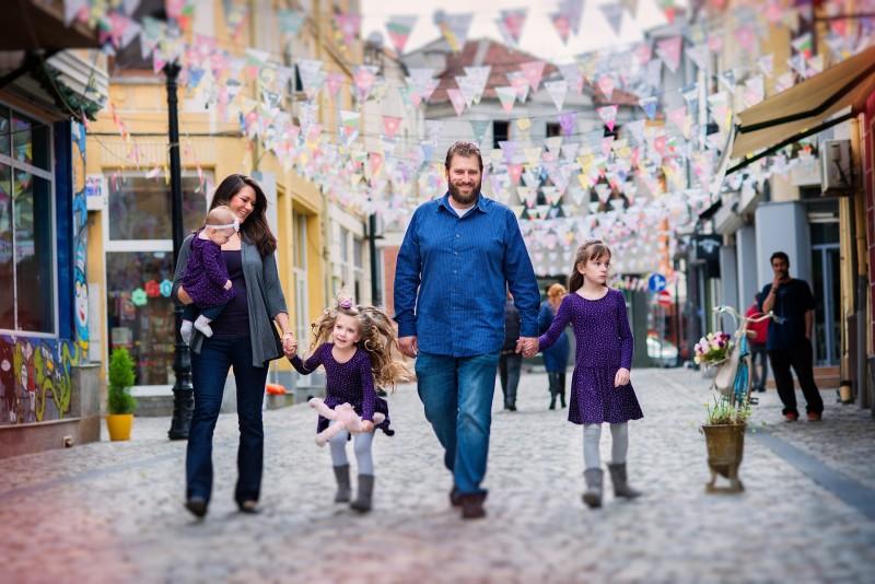 Лайфстайл фотосесия, семейство, Капана, Пловдив